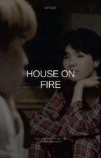 House on Fire ✧ Yoonmin by batsuga