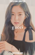 GUCCI ● Taehyung by cyphist