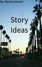 Story Ideas by Elena_Shomeralder