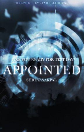 Appointed by shreyasakpal