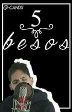 5 besos ;; ☞ Zarcronno by -CandyNeedsKids-