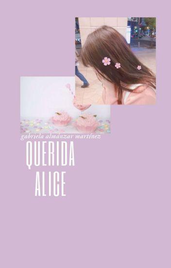 Querida Alice [ Mégane]