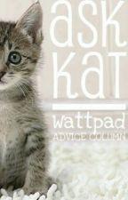 AskKat ~~~ Wattpad Advice Column by WieldingInk