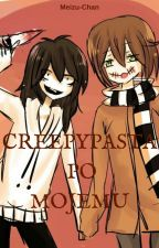 Creepypasta po mojemu [Moje autorskie headcanony i tak dalej] by Meizu-Chan