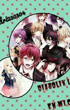 DIABOLIK LOVERS EN MI CASA!?   DIABOLIK LOVERS    by Adri-chan_DL