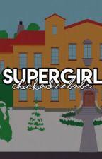 SUPERGIRL ■ SCOTT MCCALL  by chickadeebabe