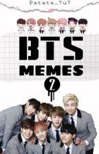 BTS memes #2 by patata_7u7