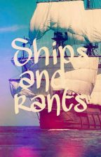 Ships and random stuff by ijustneedpie