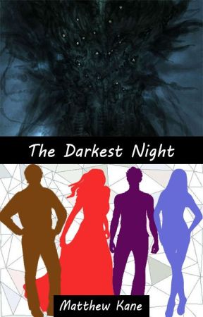 The Darkest Night (a sci fi adventure) by MTKANE