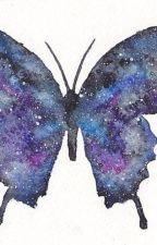 Mariposa En El Espacio by CrisBirge