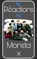 Reaction Monsta x by PinkYoonTaeMin