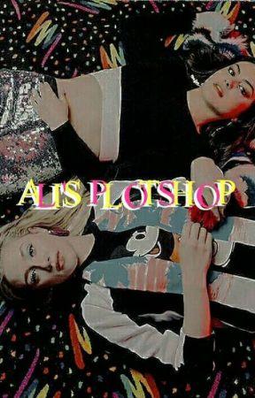 ALI'S PLOT SHOP [OPEN] by hrfflepuff