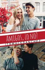 Amigos, ¿O No? [#ZURIPONS] by ItsMackSanchez