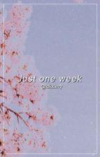 Just one week | Yuri on ice. (Pausada) by idkxlxrry