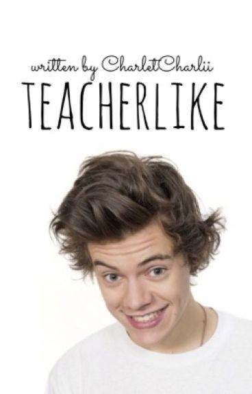 Teacherlike #wattys2015