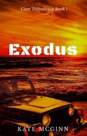 Exodus (Clare Thibodeaux Series Book 1) by KateMcGinn09