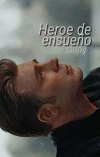 Mi héroe de ensueño ||Steve Rogers & Tony Stark|| by dxucxlion_