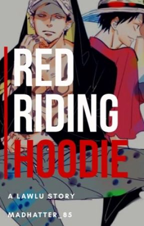 Red Riding Hoodie by madhatter_85