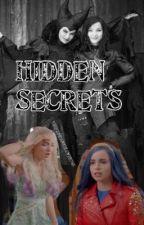 Hidden secrets  by MalxEvie_