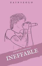 Ineffable || Louis Tomlinson a.u. by zainszolo