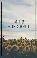 Mine - Oh Sehun by bellosh94