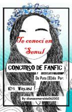 -CONCURSO DE FANFIC- Te conocí en Senul || Concurso de*Puta [B]ida* by dianaesmeralda062002