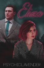 Eliza ➢ Jasper Whitlock by PsychicLavender