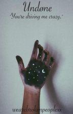 Undone (A Tyler Joseph Fanfiction) by BAND_TRASH_1313