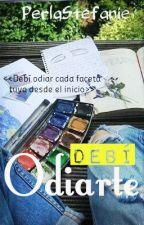 """""""Debí odiarte"""" AU // #ChangerMLBFandom by Pernie_VF"""