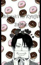 Shingeki No Kyojin Zodiac by _Leonhardt_