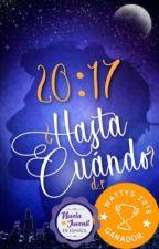 |2 0 : 1 7| ¿Hasta cuándo?  by DRohdr