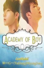 Academy of boy by LeeYukii