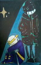 Solo una estrella {Nightmare !Sans X  Lectora} by anaban44