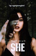 She •Carl Grimes Y Tu•  by cryinginmybed