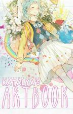 Katalya's Art Book by KatalyaEldridge