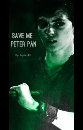Save Me Peter Pan (Robbie Kay) by tayslay19