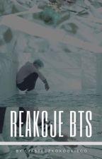Reakcje BTS by CiasteczkoKookiego