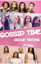 Gossip Time\\Group Texting by Rippahx