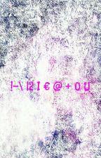 !-\ |2 I € @ + 0 U  by RedNightshade