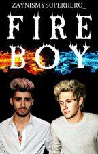 Fire Boy {Ziall Horlik} by ZaynIsMySuperhero_