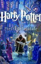 Harry Potter e la Pietra Filosofale by Sabrina_Silver