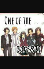 One Of The BOYSS! by Jaycee_Maldita27