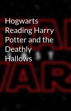 Hogwarts Reading Harry Potter and the Deathly Hallows by OwenHumphrey