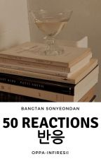 •Reactions BTS • by SayHiToYoongi
