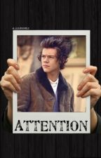 Attention  [H.S].au by _Liamssmile