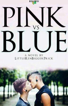 Pink vs Blue (Gay)#1 by LittleRenBiggerPrick