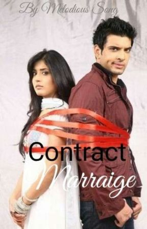 Contract Marriage (On Hold) by -melodious_song