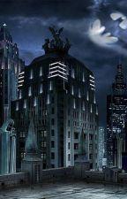 Stuck in Gotham by stawberryf4c3