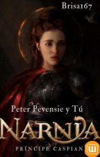 NARNIA (Peter Pevensie y Tu) || El Principe Caspian|| by Subaru-sakamaki16