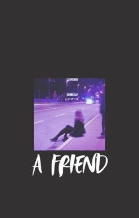 A FRIEND [SEBASTIAN STAN] by salvahtore